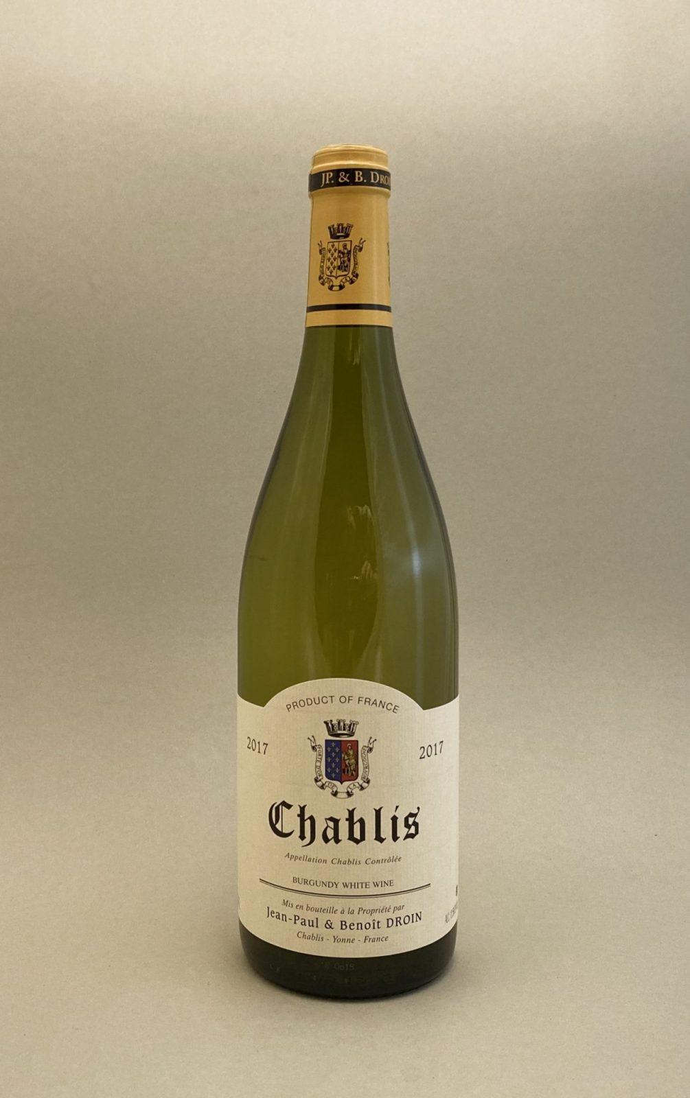 JEAN PAUL & BENOIT DROIN Chablis, vinoteka Bratislava slnecnice mesto, petrzalka, vino biele z Francúzska
