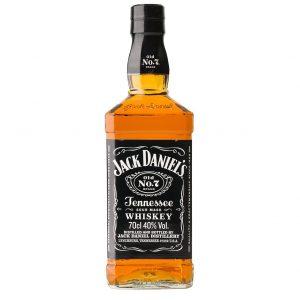 Jack Daniel's 40%, Bottleshop Sunny wines slnecnice mesto, petrzalka, Škótska Whisky, rozvoz alkoholu, eshop