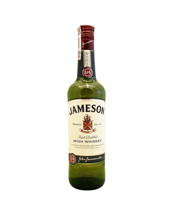Jameson 40%, Bottleshop Sunny wines slnecnice mesto, petrzalka, Írska Whiskey, rozvoz alkoholu, eshop