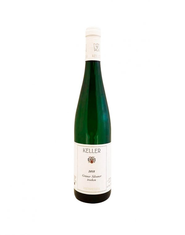 KELLER Grüner Silvaner 2018, vinoteka Bratislava Sunny wines slnecnice mesto, petrzalka, vino biele z Nemecka