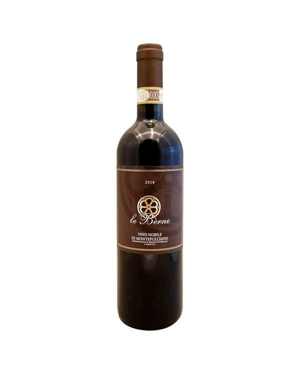 LE BERNE Vino Nobile Di Montepulciano, vinoteka Sunny wines slnecnice mesto, Bratislava petrzalka, vino červené z Talianska, rozvoz vín, eshop