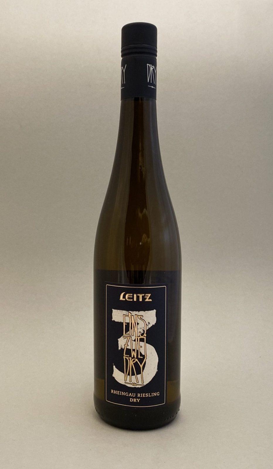 LEITZ 123 Riesling, vinoteka Bratislava Sunny wines slnecnice mesto, petrzalka, vino biele z Nemecka