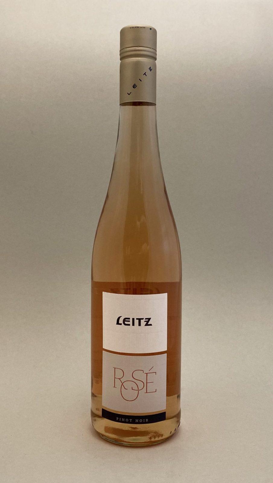 LEITZ Pinot Noir Rosé, vinoteka Sunny wines slnecnice mesto, Bratislava petrzalka, vino ružové z Nemecka
