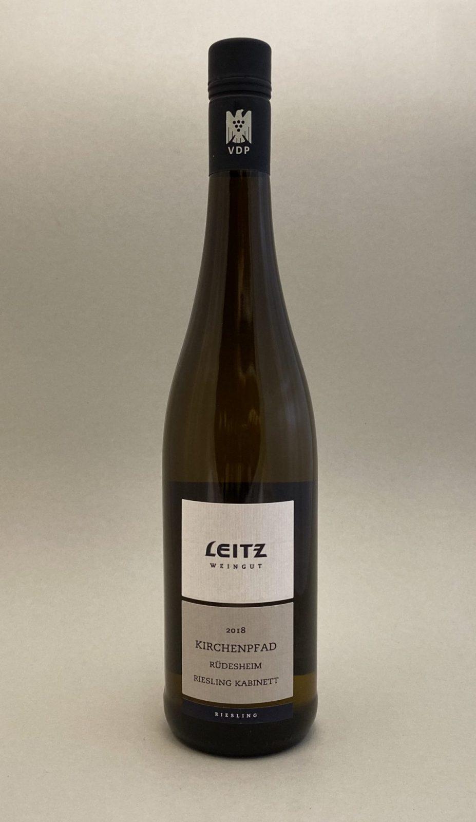 LEITZ Riesling 2018, vinoteka Bratislava Sunny wines slnecnice mesto, petrzalka, vino biele z Nemecka