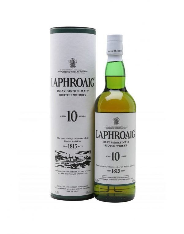 Laphroaig 10YO 40%, Bottleshop Sunny wines slnecnice mesto, petrzalka, Škótska Whisky, rozvoz alkoholu, eshop