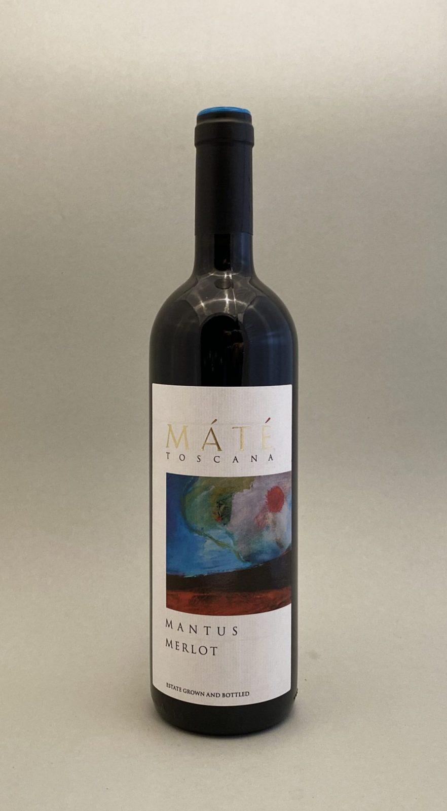 MÁTÉ Mantus Merlot , vinoteka Sunny wines slnecnice mesto, Bratislava petrzalka, vino červené z Talianska, rozvoz vín, eshop