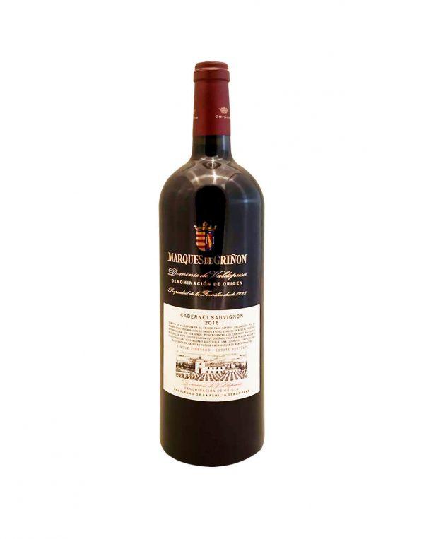 MARQUES DE GRINON Cabernet Sauvignon 2016, vinotéka Sunny wines Slnečnice Bratislava Petržalka, rozvoz vín, cervene vino zo Spanielska