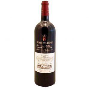 MARQUES DE GRINON Petit Verdot 2016 , vinotéka Sunny wines Slnečnice Bratislava Petržalka, rozvoz vín, cervene vino zo Spanielska