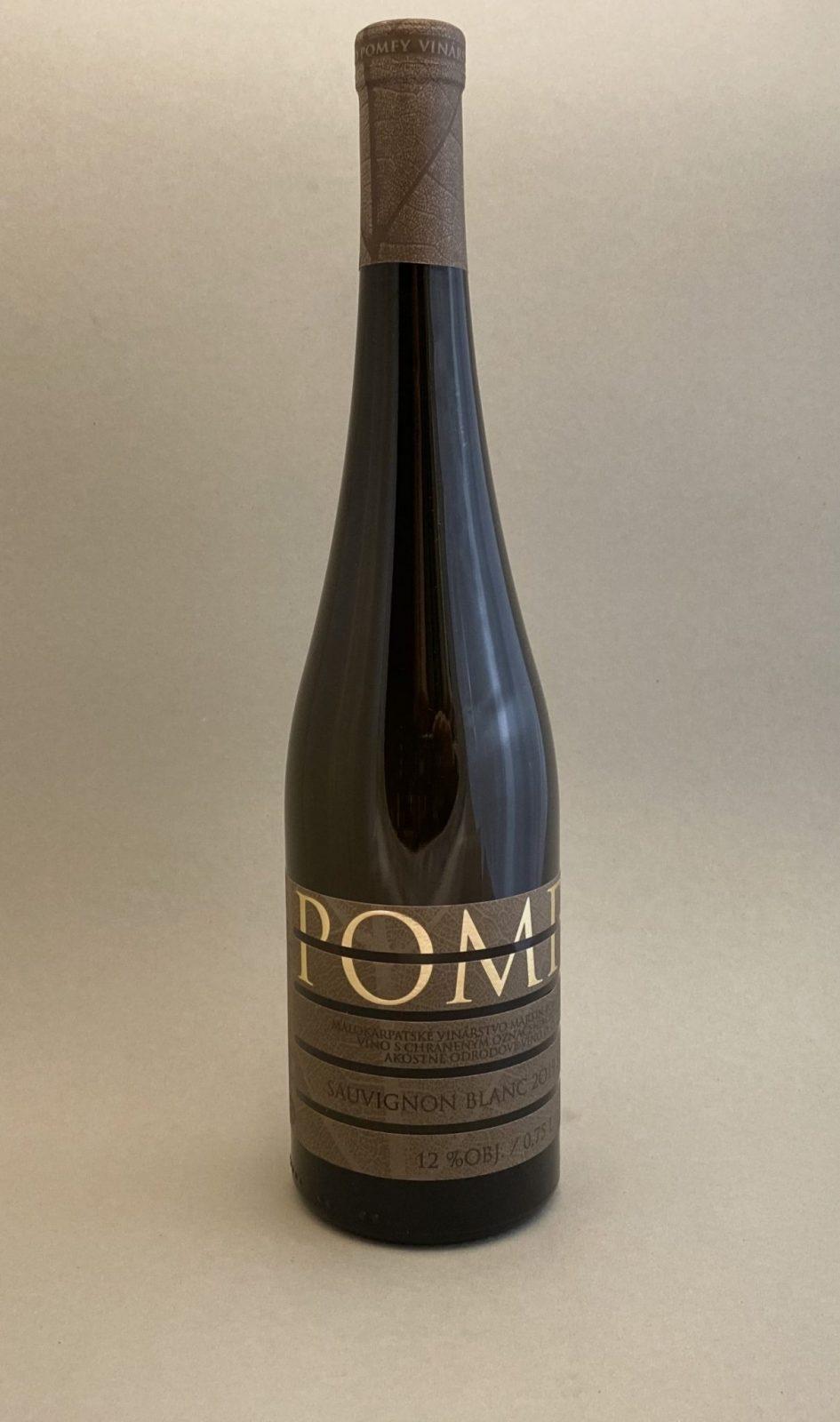 MARTIN POMFY Sauvignon Blanc, vinotéka v Slnečniciach, slovenské červené víno, Bratislava Petržalka, Sunny Wines