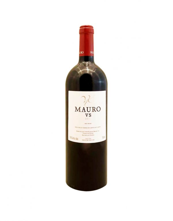 MAURO VS Tempranillo 2014, vinotéka Sunny wines Slnečnice Bratislava Petržalka, rozvoz vín, cervene vino zo Spanielska