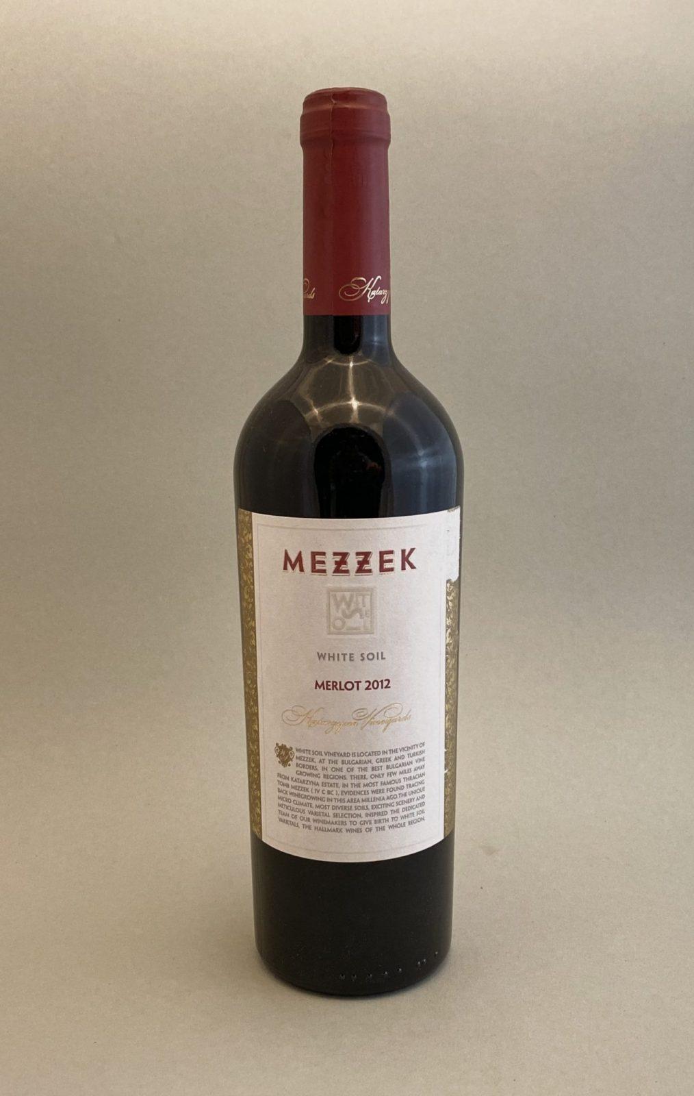MEZZEK Merlot 2012, vinoteka Bratislava slnecnice mesto, petrzalka, vino červené z Bulharska
