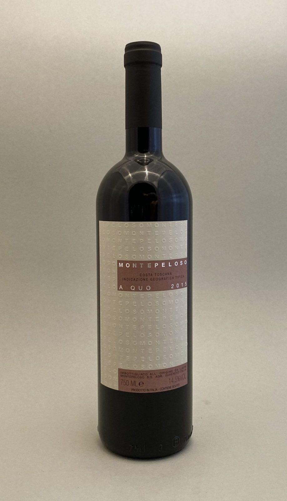 MONTEPELOSO A Quo Toscana 2015, vinoteka Sunny wines slnecnice mesto, Bratislava petrzalka, vino červené z Talianska, rozvoz vín, eshop