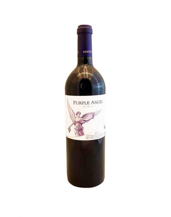 MONTES Purple Angel 2017, vinoteka Bratislava Sunny wines slnecnice mesto, petrzalka, vino červené z Chille