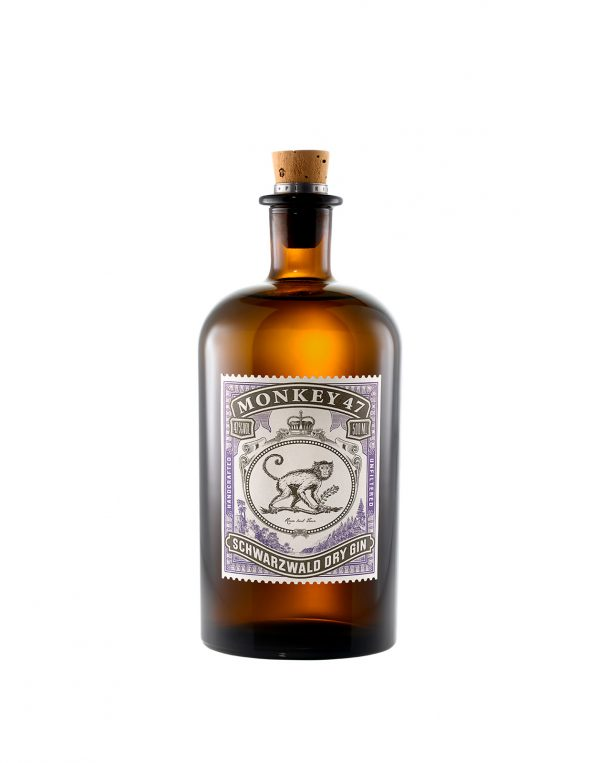Monkey 47 Dry Gin 47%, Bottleshop Sunny wines slnecnice mesto, petrzalka, Gin, rozvoz alkoholu, eshop