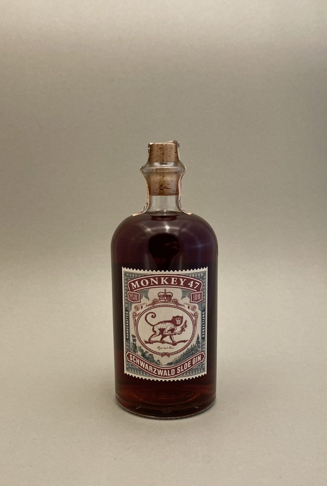 Monkey 47 Sloe Gin 29%, Bottleshop Sunny wines slnecnice mesto, petrzalka, Gin, rozvoz alkoholu, eshop