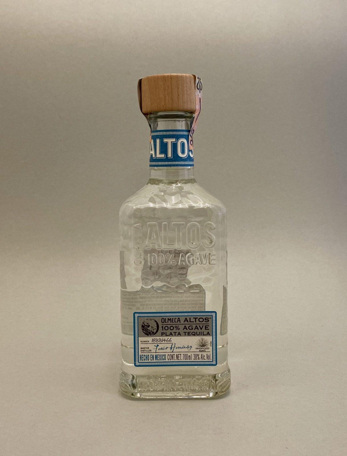 Olmeca Altos Plata 38%, Bottleshop Sunny wines slnecnice mesto, petrzalka, Tequila, rozvoz alkoholu, eshop