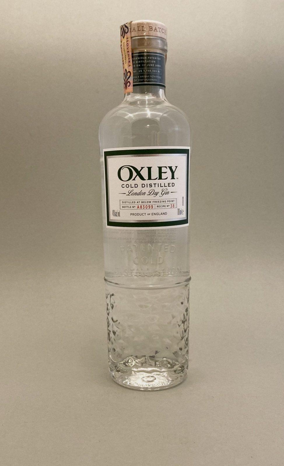 Oxley Gin 47%, Bottleshop Sunny wines slnecnice mesto, petrzalka, Gin, rozvoz alkoholu, eshop