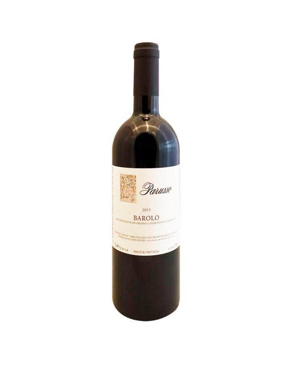 PARUSSO Barolo 2015, vinoteka Sunny wines slnecnice mesto, Bratislava petrzalka, vino červené z Talianska