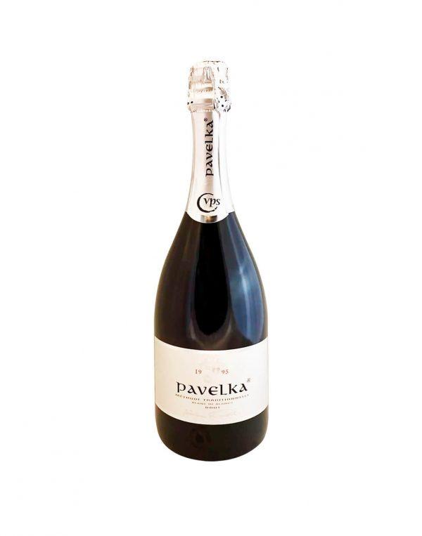 PAVELKA Blanc De Blancs, Bublinkove vino, vinotéka Bratislava Slnecnice, Sunnywines, rozvoz vina, winebar