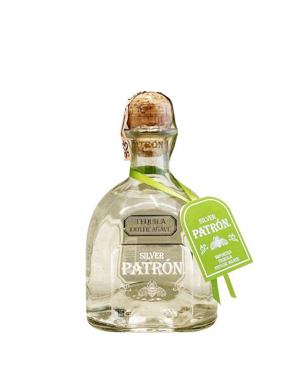 Patrón Silver 40%, Bottleshop Sunny wines slnecnice mesto, petrzalka, Tequila, rozvoz alkoholu, eshop