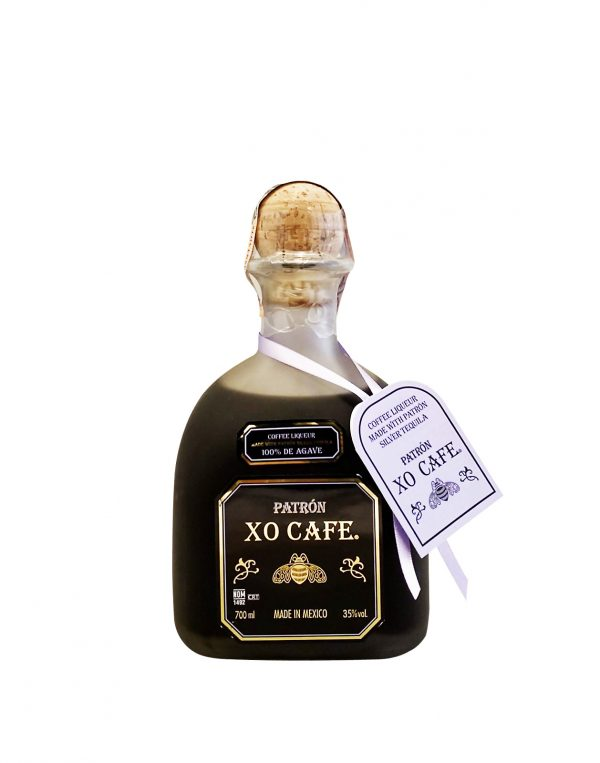 Patrón XO Café 35%, Bottleshop Sunny wines slnecnice mesto, petrzalka, Tequila, rozvoz alkoholu, eshop