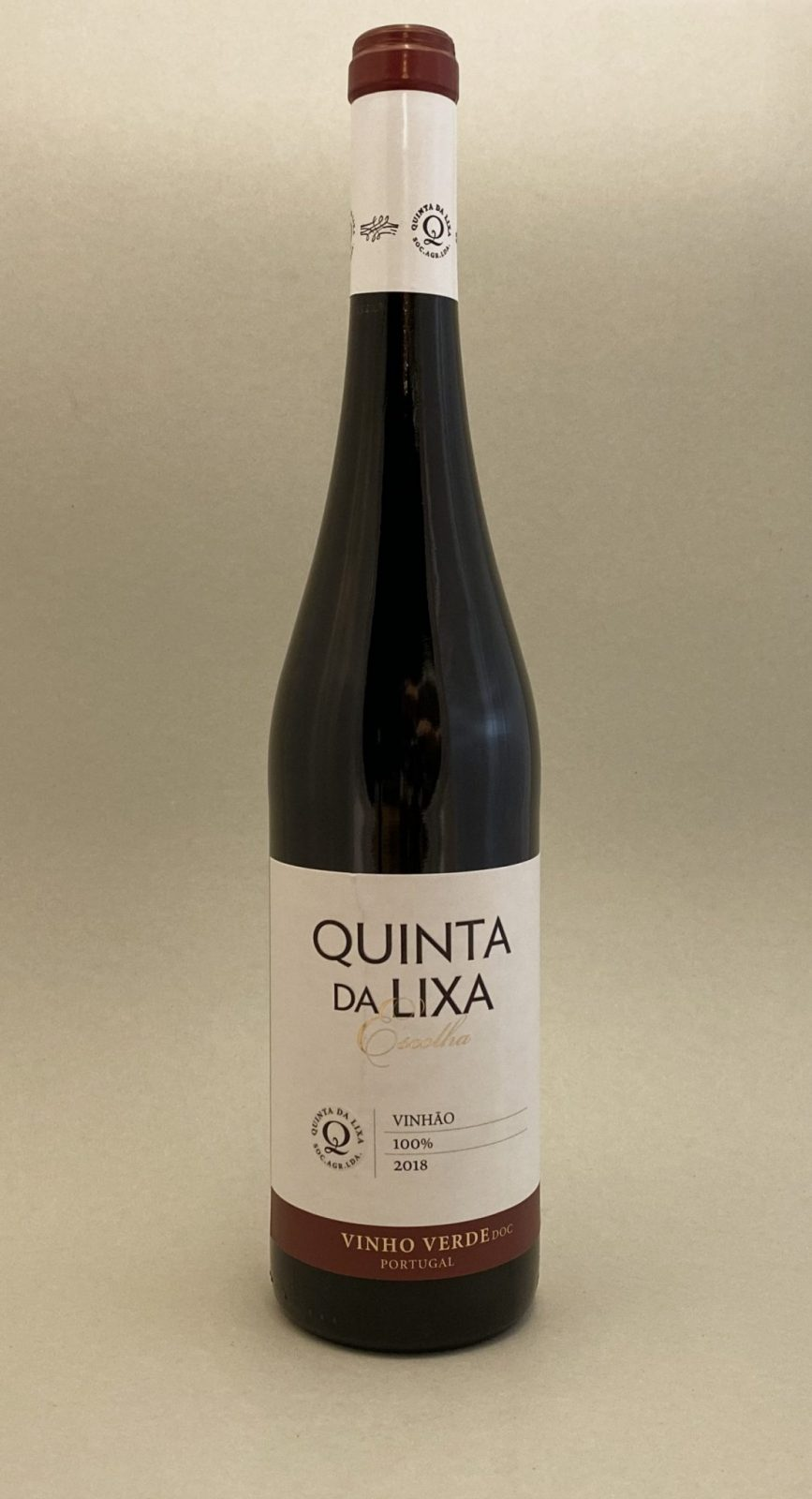 QUINTA DA LIXA Escoltha 2018, vinoteka Sunny wines slnecnice Bratislava mesto, petrzalka, vino červené z Portugalska
