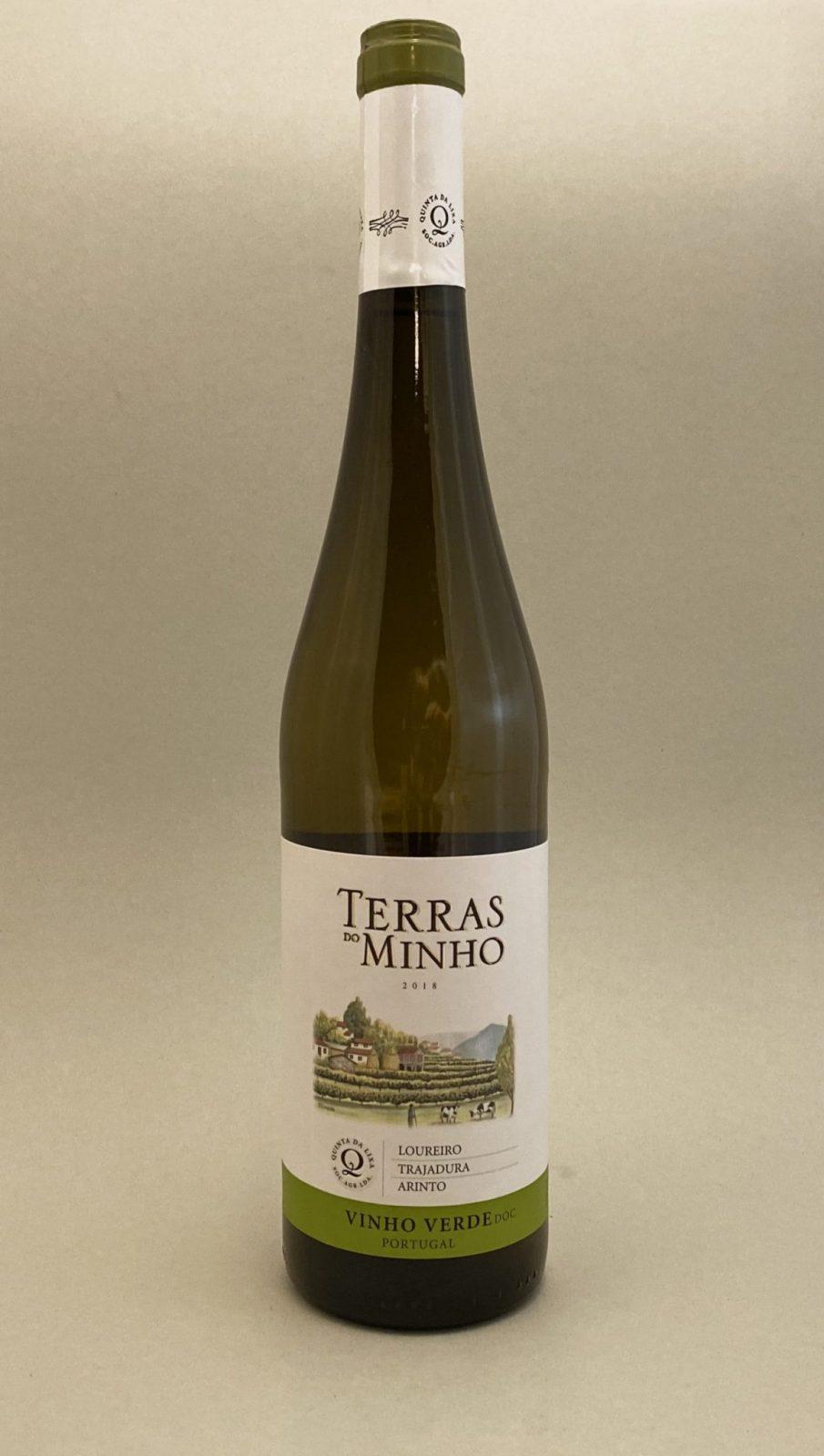 QUINTA DA LIXA Terras Do Minho 2018, vinoteka Sunny wines slnecnice mesto Bratislava, petrzalka, vino biele z Portugalska