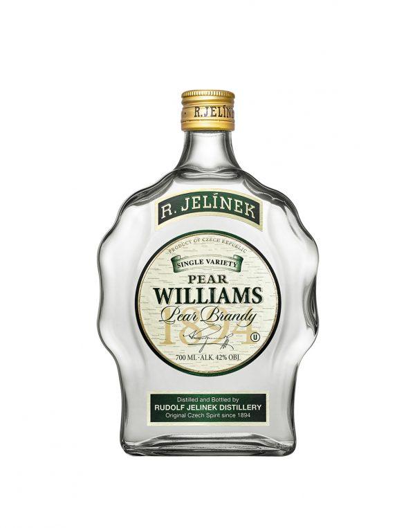 R. Jelínek Hruškovica Williams Kosher 42%, Bottleshop Sunny wines slnecnice mesto, petrzalka, destiláty, rozvoz alkoholu, eshop