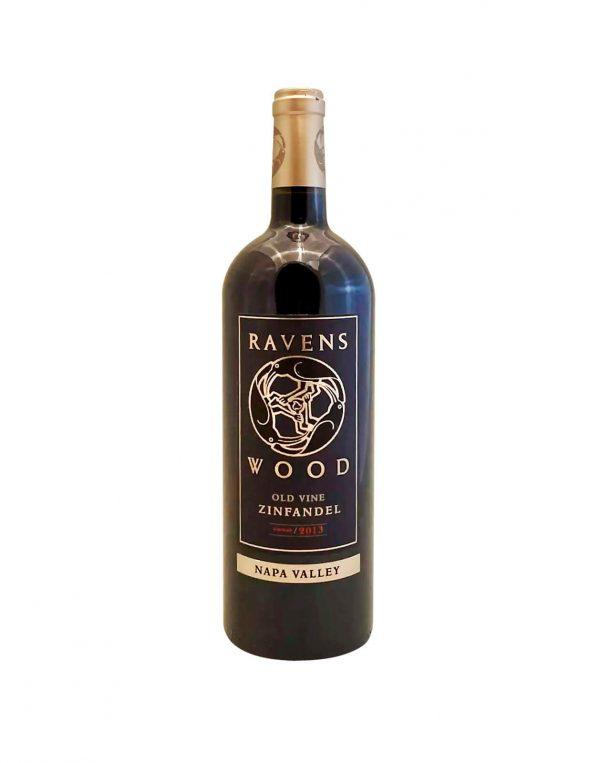 RAVENS WOOD Zinfandel 2013, vinoteka Sunny wines slnecnice mesto, Bratislava petrzalka, vino červené z USA, rozvoz vín, eshop