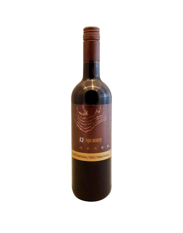REPA WINERY Modrý Portugal 2018, vinotéka v Slnečniciach, slovenské červené víno, Bratislava Petržalka, Sunny Wines