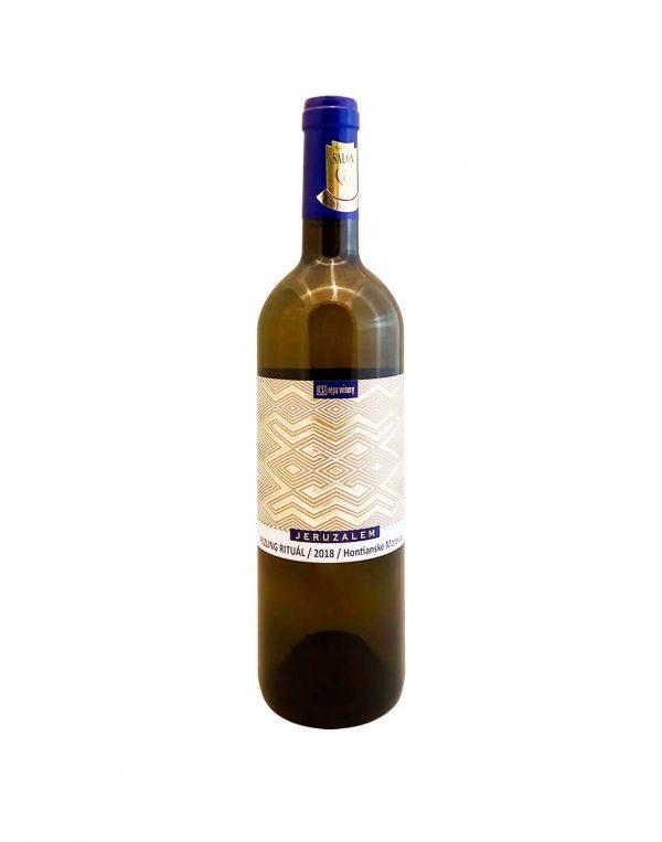 REPA WINERY Rizling Rituál 2018, vinotéka v Slnečniciach, slovenské biele víno, Bratislava Petržalka, Sunny Wines