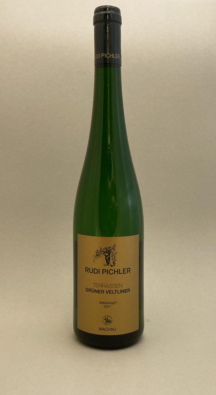 RUDI PICHLER Grüner Veltliner Smaragd 2018, vinoteka Sunny wines slnecnice mesto, Bratislava petrzalka, vino biele z Rakúska