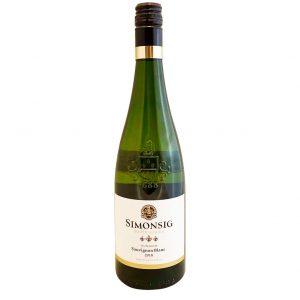 SIMONSIG Sauvignon Blanc 2018, vinoteka Sunny wines slnecnice mesto, Bratislava petrzalka, vino biele z Južnej Afriky