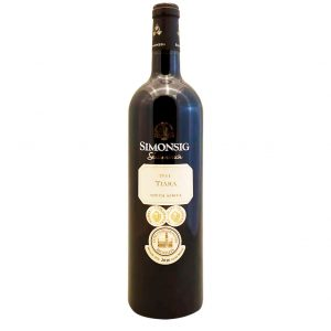 SIMONSIG Tiara 2011, vinoteka Sunny wines slnecnice mesto, Bratislava petrzalka, vino červené z Južnej Afriky