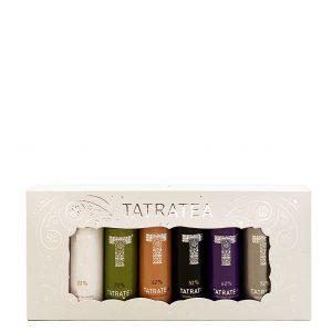 TATRATEA Mini Set 17-67% 6ks, Bottleshop Sunny wines slnecnice mesto, petrzalka, Tatratea, rozvoz alkoholu, eshop