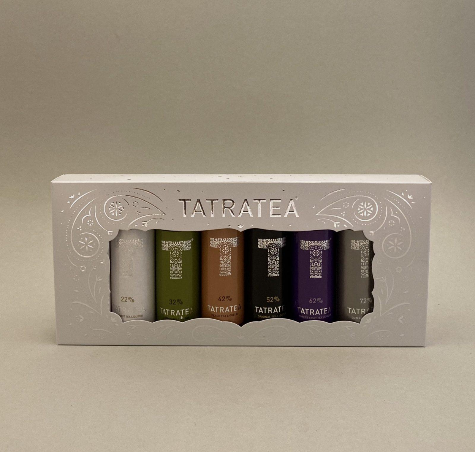 TATRATEA Mini Set 17 67% 6ks, Bottleshop Sunny wines slnecnice mesto, petrzalka, Tatratea, rozvoz alkoholu, eshop