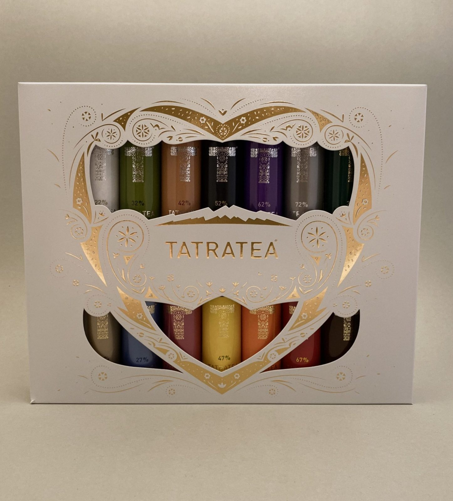 TATRATEA Mini Set 17 72% 14ks, Bottleshop Sunny wines slnecnice mesto, petrzalka, Tatratea, rozvoz alkoholu, eshop