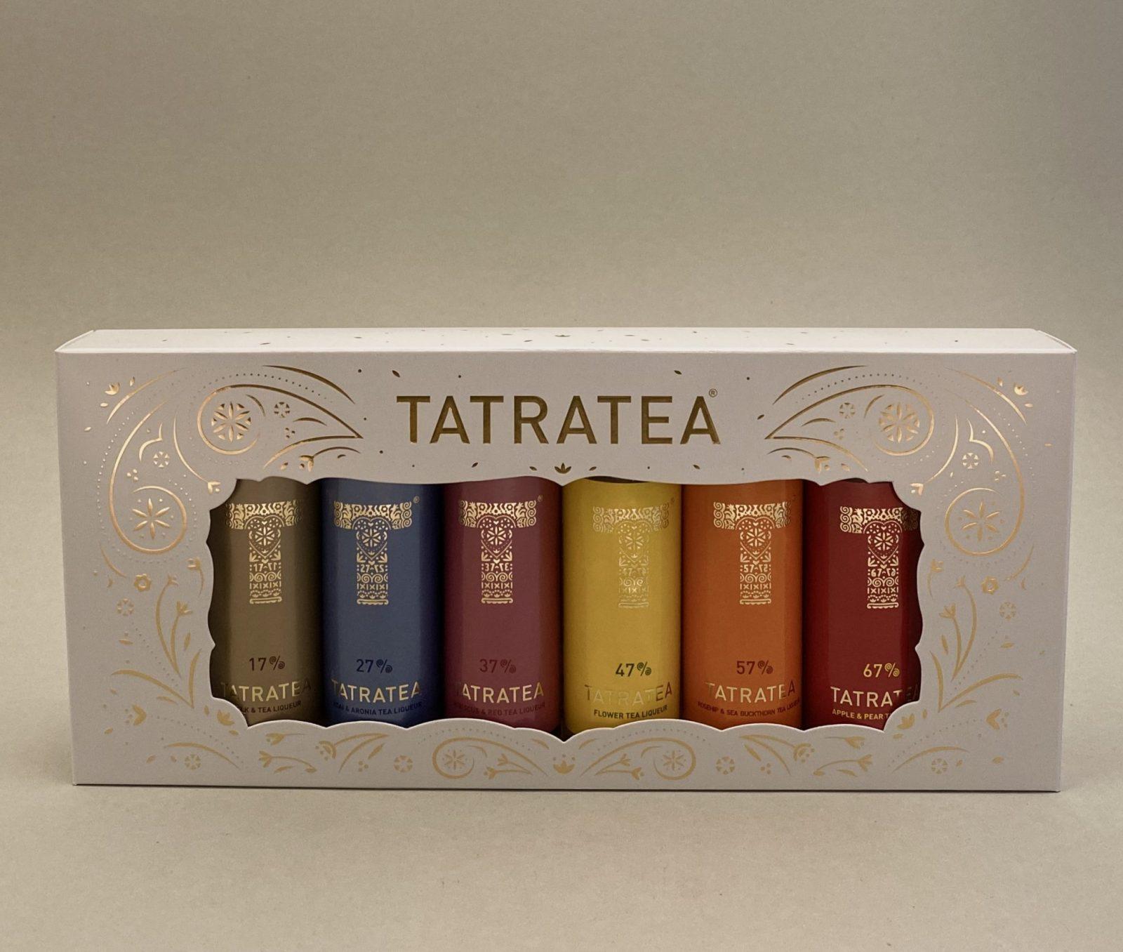 TATRATEA Mini Set 22 72%, Bottleshop Sunny wines slnecnice mesto, petrzalka, Tatratea, rozvoz alkoholu, eshop