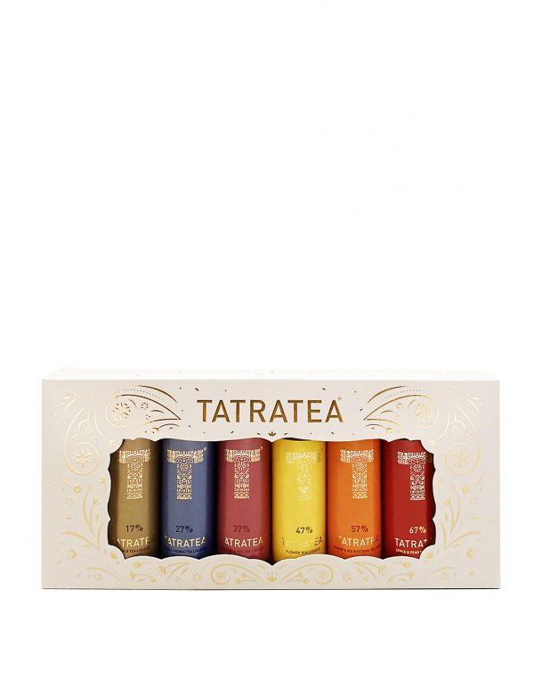 TATRATEA Mini Set 22-72%, Bottleshop Sunny wines slnecnice mesto, petrzalka, Tatratea, rozvoz alkoholu, eshop
