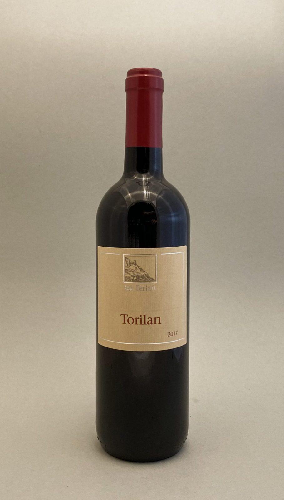 TERLAN Torilan 2017, vinoteka Sunny wines slnecnice mesto, Bratislava petrzalka, vino červené z Talianska