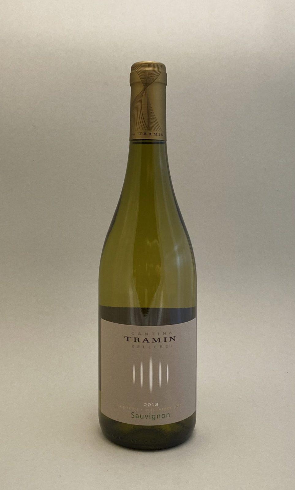 TRAMIN Sauvignon 2018, vinoteka Sunny wines slnecnice mesto, Bratislava petrzalka, vino biele z Talianska