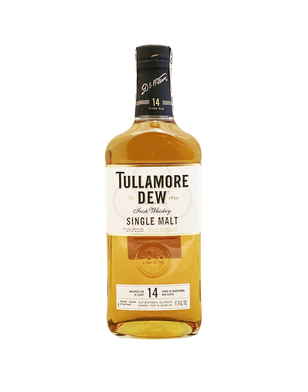 Tullamore Dew 14YO 41,3%, Bottleshop Sunny wines slnecnice mesto, petrzalka, Írska Whiskey, rozvoz alkoholu, eshop