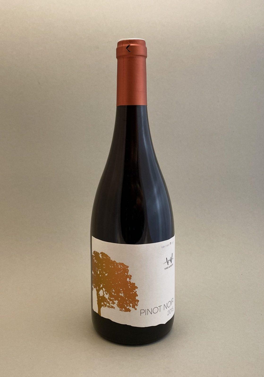 VINS WINERY Pinot Noir VZH 2015, vinotéka v Slnečniciach, slovenské červené víno, Bratislava Petržalka, Sunny Wines
