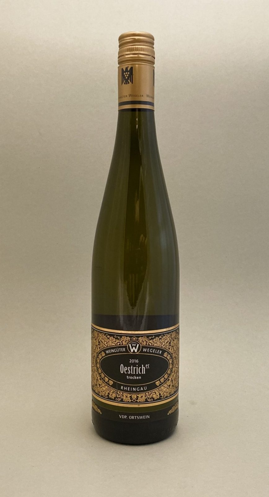 WEGELER Oestrich Riesling 2016, vinoteka Bratislava Sunny wines slnecnice mesto, petrzalka, vino biele z Nemecka