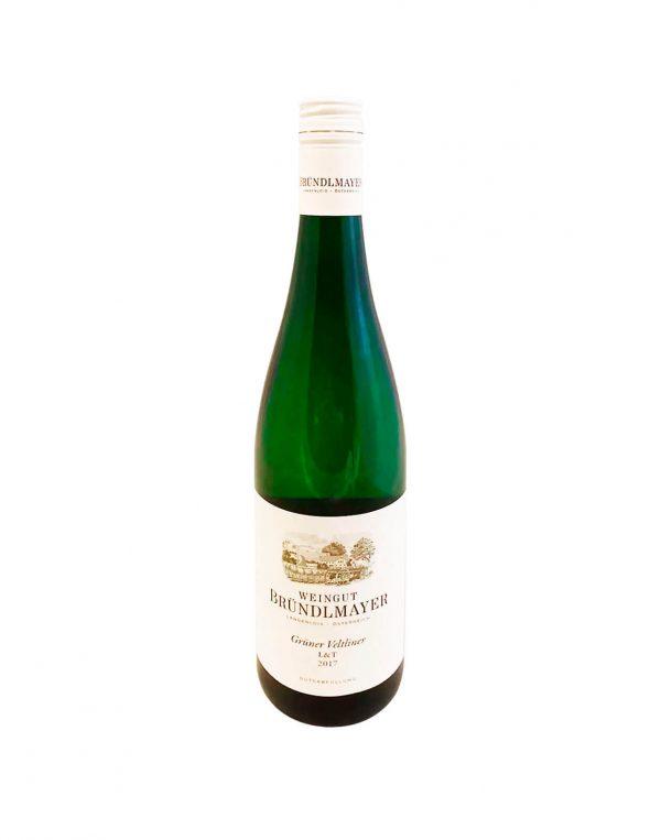 WEINGUT - Bründlmayer Grüner Veltliner, 0,75, vinoteka, Slnečnice viladomy Bratislava, vino biele z Rakúska