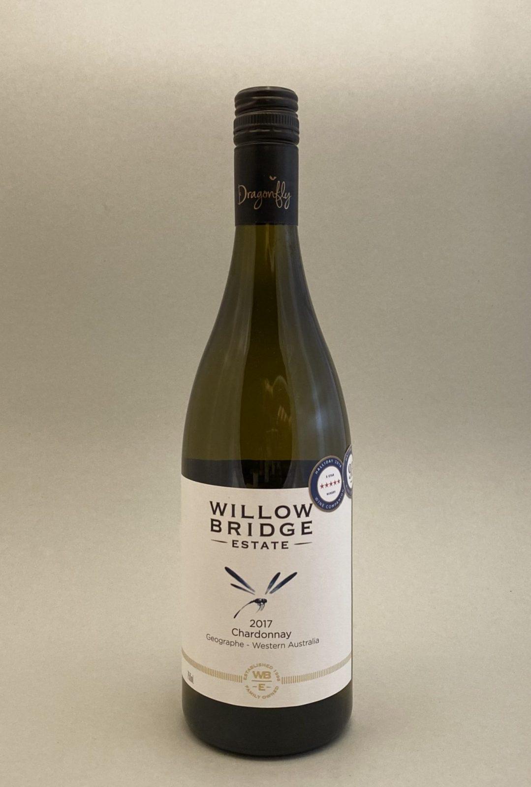 WILLOW BRIDGE Chardonnay 2017, vinoteka Bratislava slnecnice mesto, petrzalka, vino biele z Australie