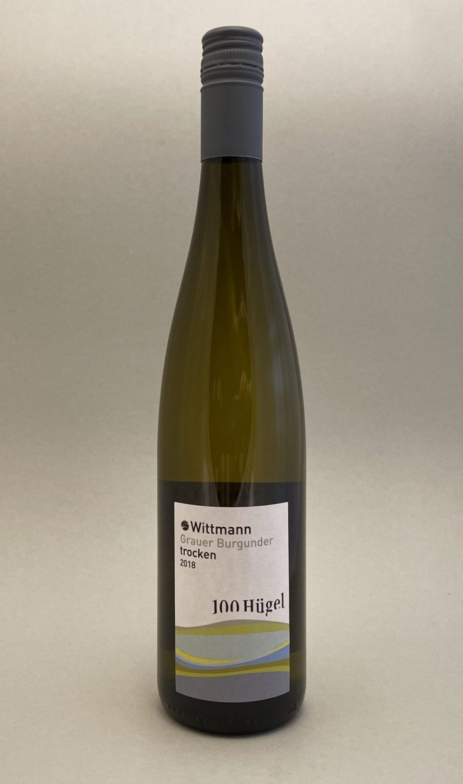 WITTMANN 100 Hügel Grauer Burgunder 2018, vinoteka Bratislava Sunny wines slnecnice mesto, petrzalka, vino biele z Nemecka