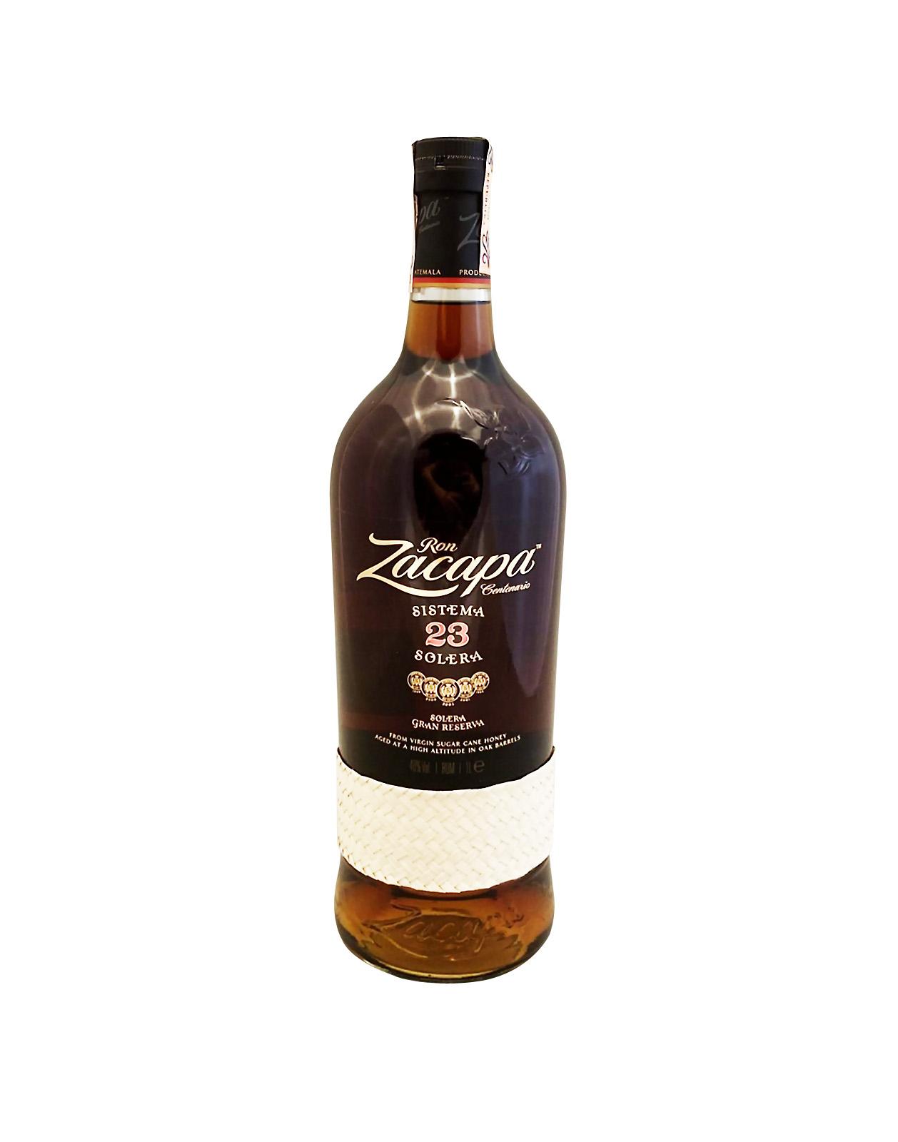 Zacappa Centenario 23 YO 40%, Bottleshop Sunny wines slnecnice mesto, petrzalka, rum, rozvoz alkoholu, eshop