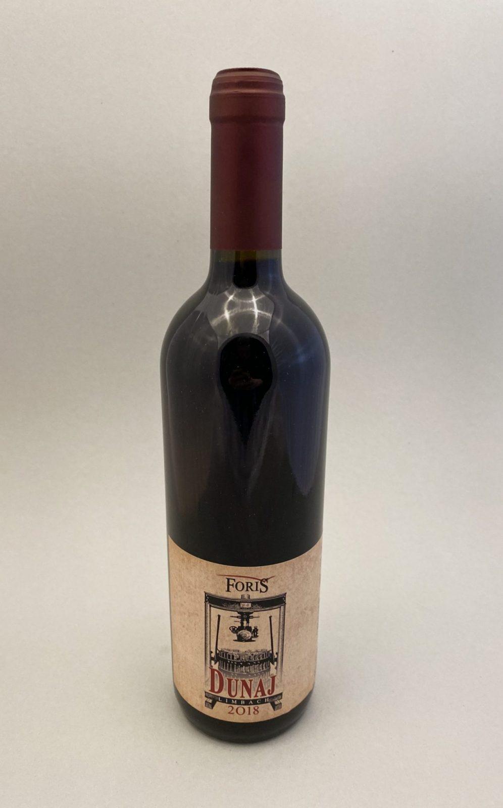 Foriš Vinárstvo Dunaj, slovenské červené víno, Bratislava Petržalka, Sunny Wines