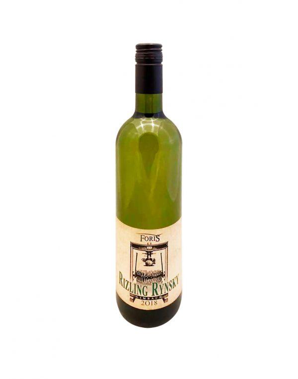 Foriš Vinárstvo Rizling Rýnsky, vinotéka v Slnečniciach, slovenské biele víno, Bratislava Petržalka, Sunny Wines